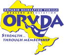 Ontario Recreation Vehicle Association Logo